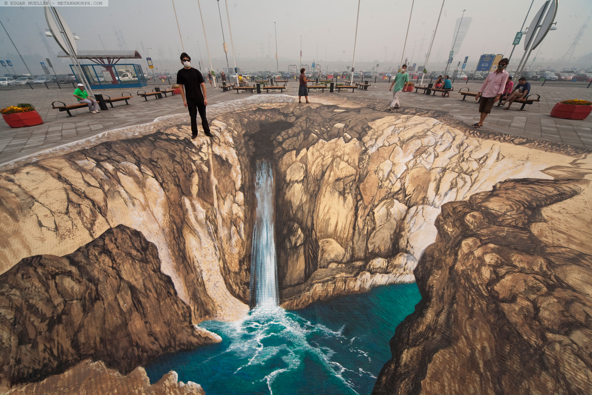 Armario Keter Jardin ~ Fantásticas Obras de Arte Urbano Decorar Una Casa