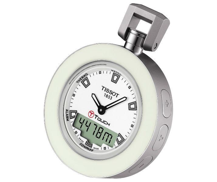 Nuevo reloj de bolsillo  Volvendo al reloj de bolsillo decorar una casa tissot pocket touch