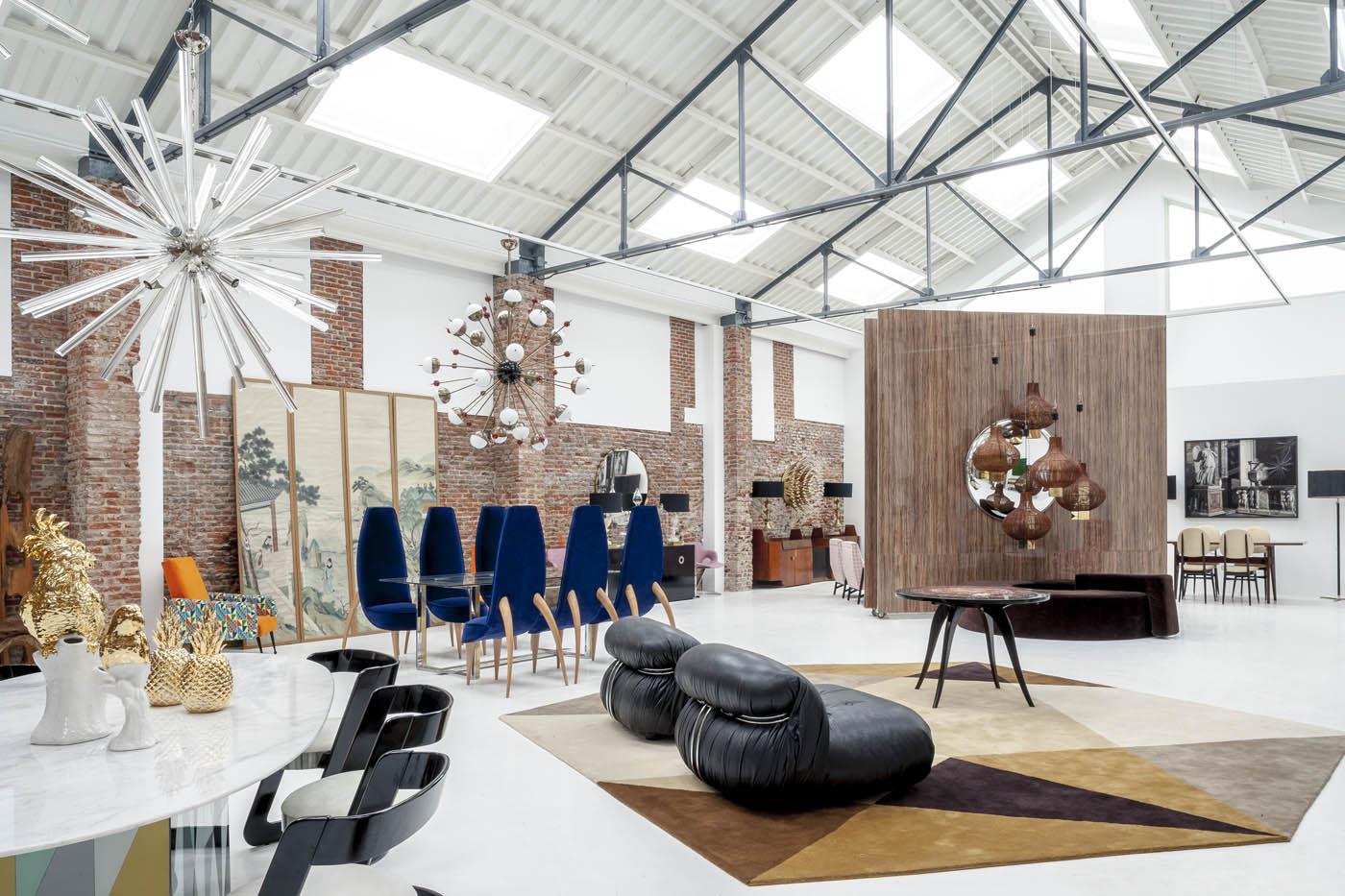 Showroom L A Studio En Madrid Decorar Una Casa