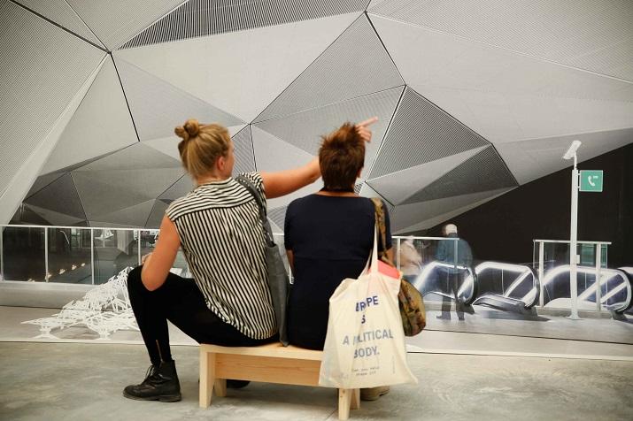 INTERIOR, el pabellón de España en la Biennale que ahora puedes ver en Madrid  INTERIOR, el pabellón de España que ahora puedes ver en Madrid 3