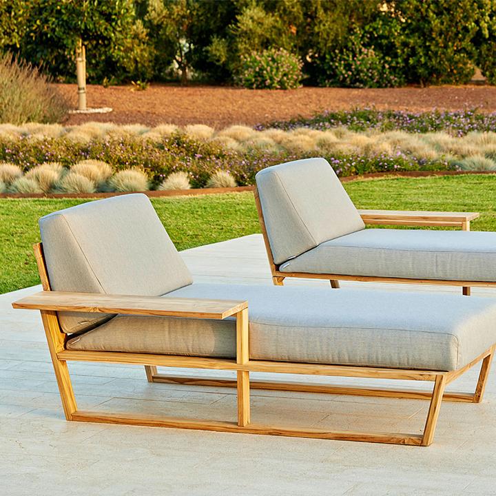 tumbona  5 piezas fundamentales para tu patio o jardín tumbona