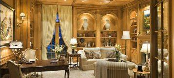 Conquista tu hogar con el dorado
