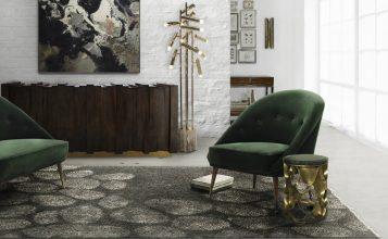 Ideas para tu salón: 50 sofás para te inspirar marsala Como decorar con marsala, el color de 2015 FEATURED 357x220