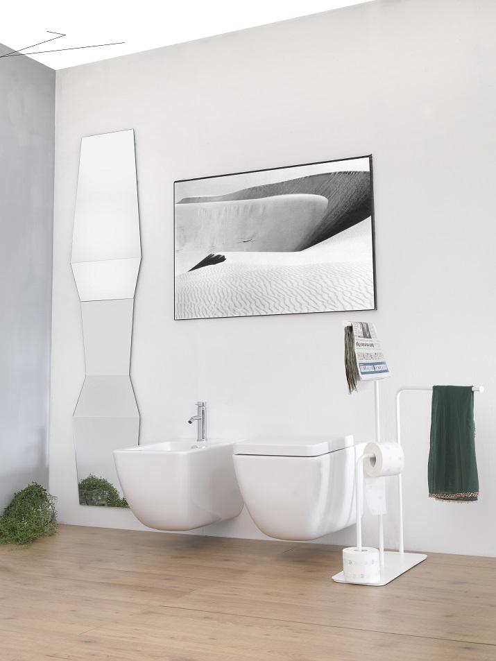 7 IDEAS PARA DECORAR UN BAÑO PEQUEÑO  7 Ideas para decorar un baño pequeño gru perspective seven bidet and wc