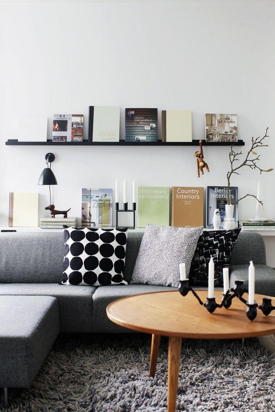 Ideas para tu salón: 50 sofás para te inspirar ideas para tu salón Ideas para tu salón: 50 sofás para te inspirar imagem 5