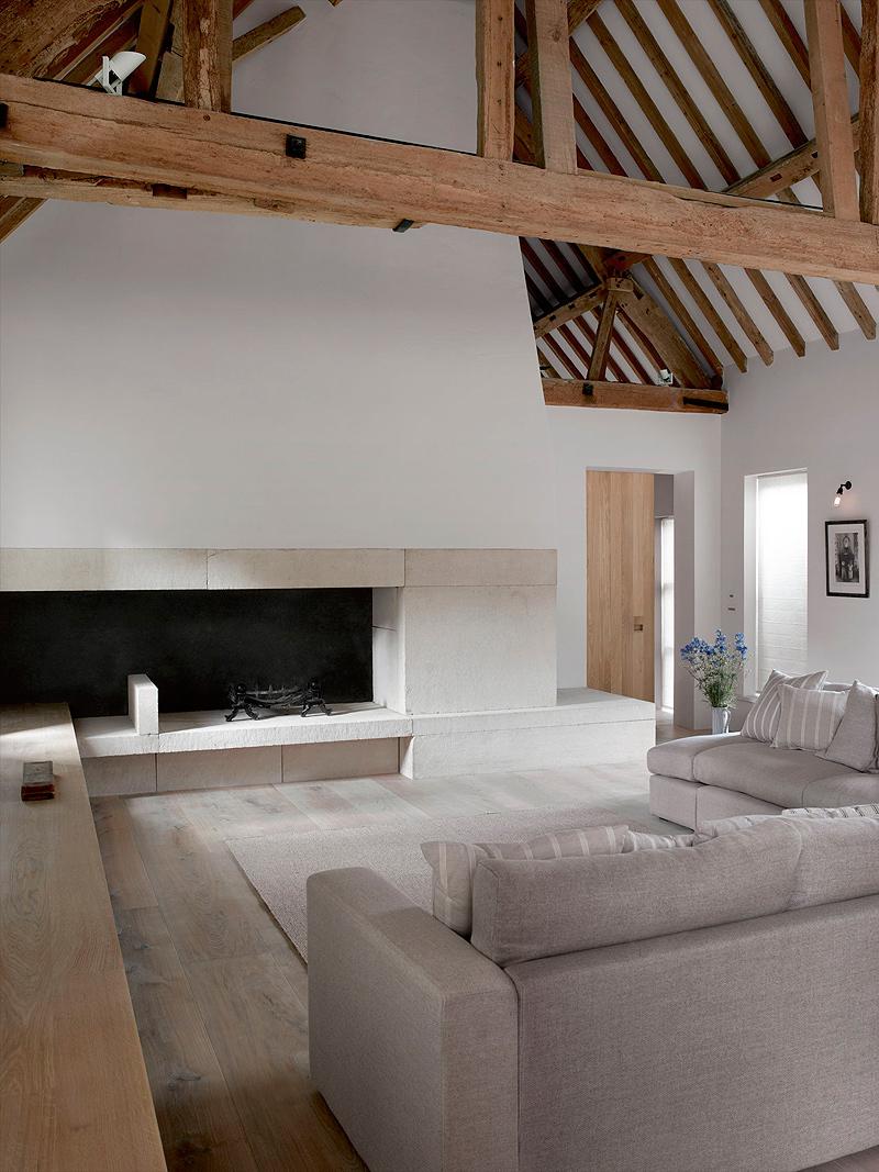 decorar-una-casa-de-granero-a-una-vivienda-increible-2  De granero a vivienda increible decorar una casa de granero a una vivienda increible 2