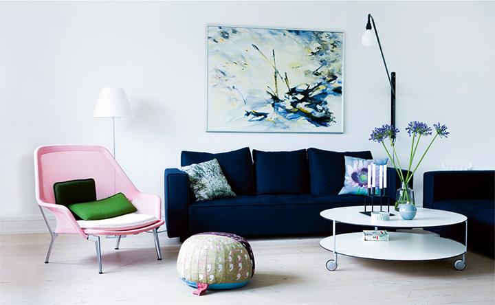 sofas-terciopelo-  Dale vida a tu juego de sala: coloridos sofás de terciopelo sofas terciopelo 03