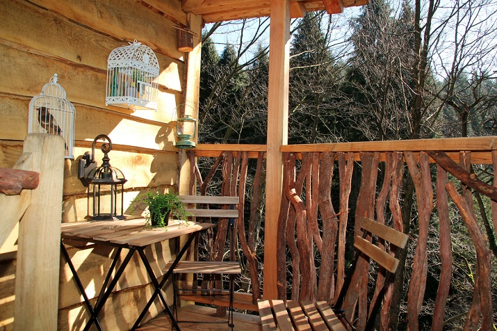 5 dise os para balcones peque os decorar una casa - Balcones rusticos ...
