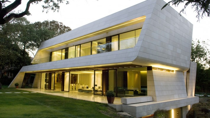decorar-una-casa-a-cero arquitectos y interioristas de España Top 5 arquitectos y interioristas de España Best interior designers a cero marble and bamboo 3