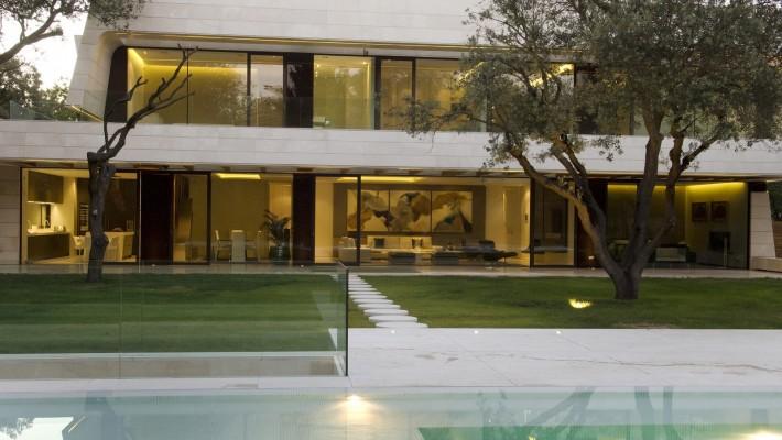 decorar-una-casa-a-cero arquitectos y interioristas de España Top 5 arquitectos y interioristas de España Best interior designers a cero marble and bamboo 4
