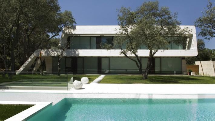 decorar-una-casa-a-cero arquitectos y interioristas de España Top 5 arquitectos y interioristas de España Best interior designers a cero marble and bamboo