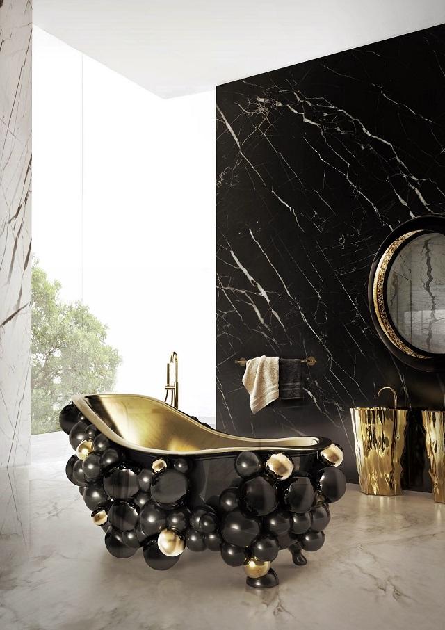 Decoracion de Interiores: Bañeras para todos los gustos  Decoracion de Interiores: Bañeras para todos los gustos newton bathtubs maison valentina1