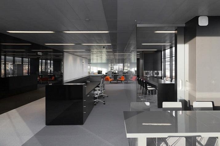 ANV Barcelona Escritórios  YLAB Arquitectos – Conoce los mejores proyectos anv barcelona headquarters