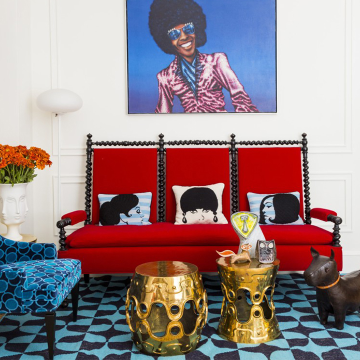 modernizar-sala-sofas-color-3  Cómo modernizar una sala de estar con sofás coloridos modernizar sala sofas color 3