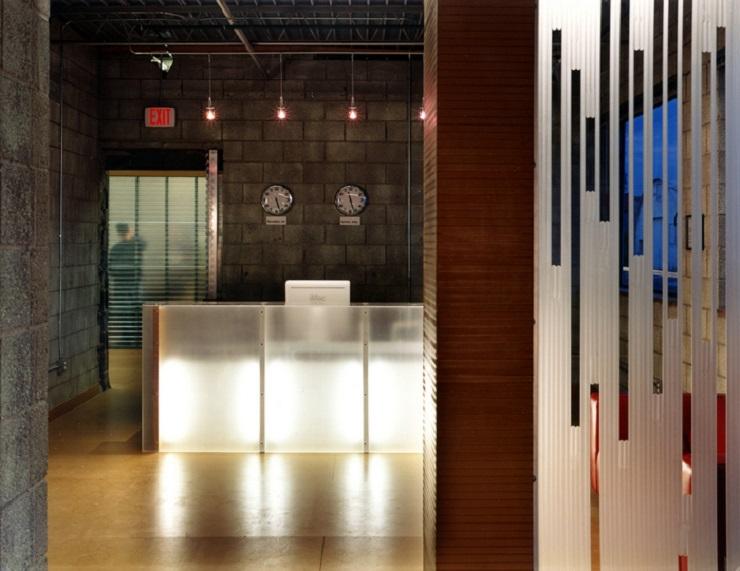 Interior de un escritorio madrileno  YLAB Arquitectos – Conoce los mejores proyectos office interior design