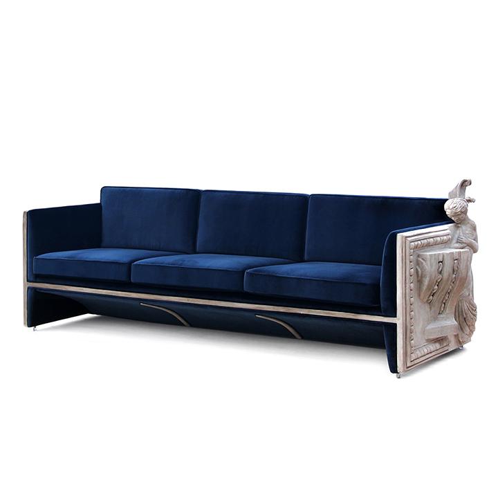 3 sofás tendencias  Los 3 sofás que son tendencia para esta temporada. 3 sofas tendencia versailles 03