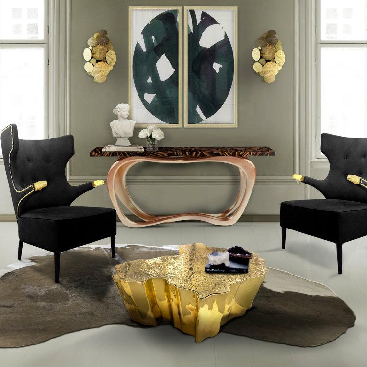 Ideas para decorar: Otoño cálido en casa Eden side table