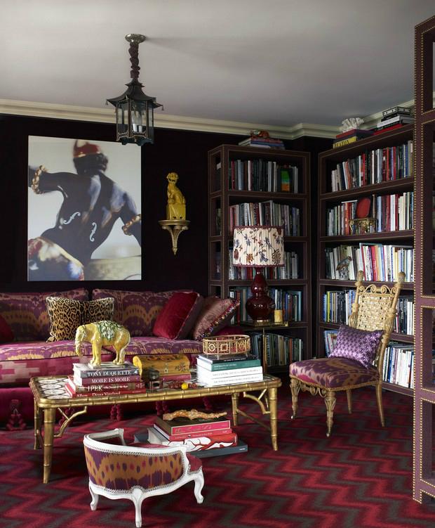 casa cálida otoño  Ideas para decorar: Otoño cálido en casa casa calida otono 08