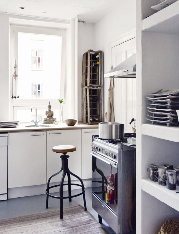 Decorar Una Casa te va a presentar una mezcla de diseño nórdico con detalles orientales  inspiraciones orientales Inspiraciones Orientales decorar una casa inspiraciones orientales cocina