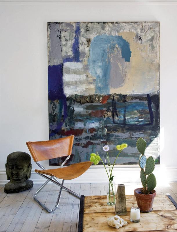 Decorar Una Casa te va a presentar una mezcla de diseño nórdico con detalles orientales  inspiraciones orientales Inspiraciones Orientales decorar una casa inspiraciones orientales lienzo