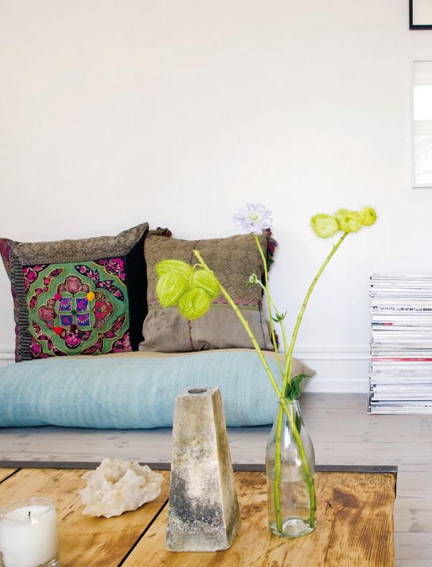 Decorar Una Casa te va a presentar una mezcla de diseño nórdico con detalles orientales  inspiraciones orientales Inspiraciones Orientales decorar una casa inspiraciones orientales telas
