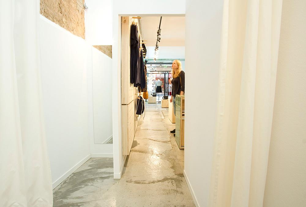 decorar una casa tienda vanguardista en barcelona 1  Tienda vanguardista en Barcelona decorar una casa tienda vanguardista en barcelona 1