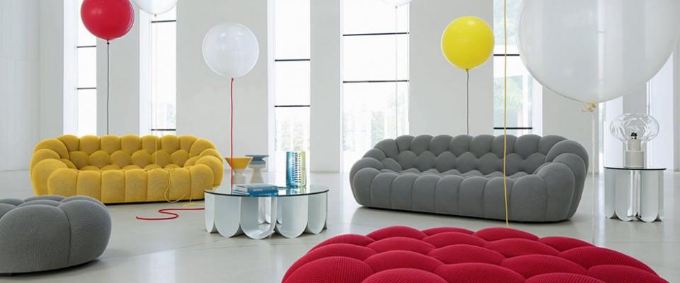 TOP 15: Sofás modernos para una sala de estar de lujo.