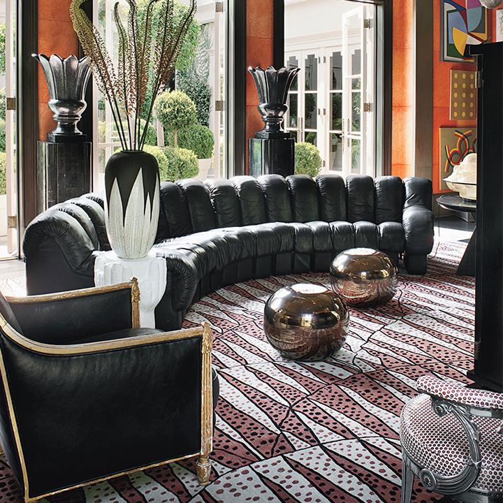 top 15 sofas Decorar una casa, ideas para decorar una sala de estar, sala de estar, sofás color velvet, sofás coloridos, sofás cómodos, sofás de cuero, sofás lujosos, sofás modernos TOP 15: Sofás modernos para una sala de estar de lujo. kelly