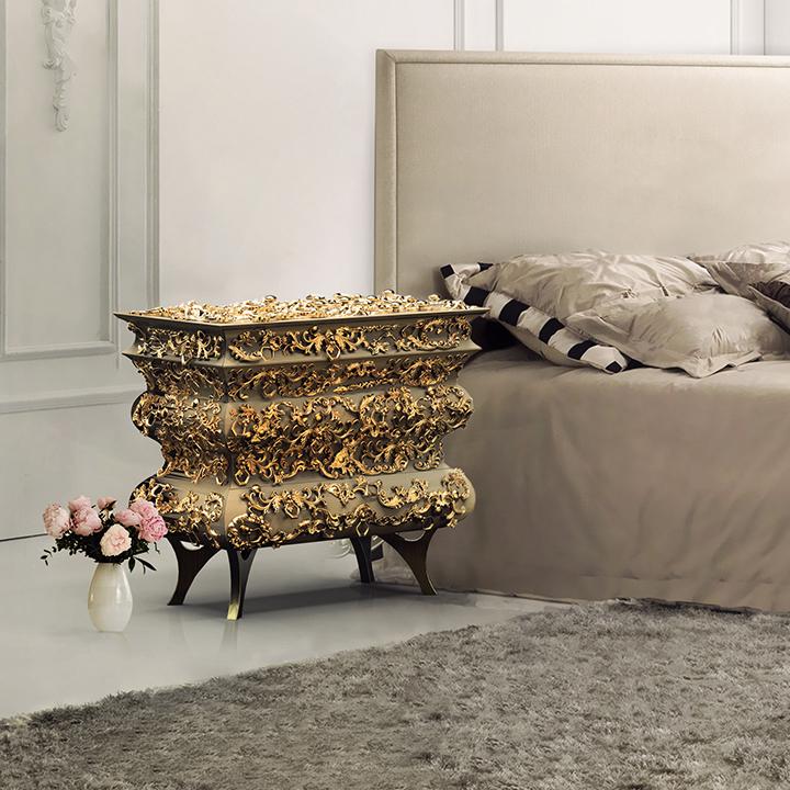 TOP MESAS DE NOCHE como decorar una habitación, decoración de dormitorios, decorar la habitación, Decorar una casa, mesas de noche, mesas de noche modernas, top mesas de noche Top 15: mesas de noche para una habitación excepcional top mesas noche crochet