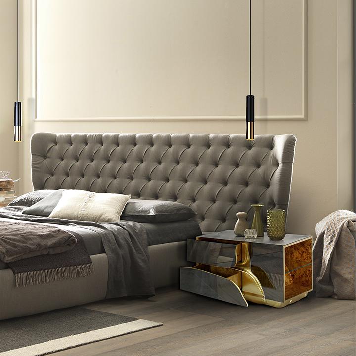 TOP MESAS DE NOCHE camas modernas Las mejores camas modernas para una habitación top mesas noche lapiaz