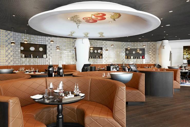 Kameha Grand Zurich hotel en Suiza Marcel Wanders Los mejores proyectos del diseñador Marcel Wanders Kameha Grand Zurich hotel en Suiza