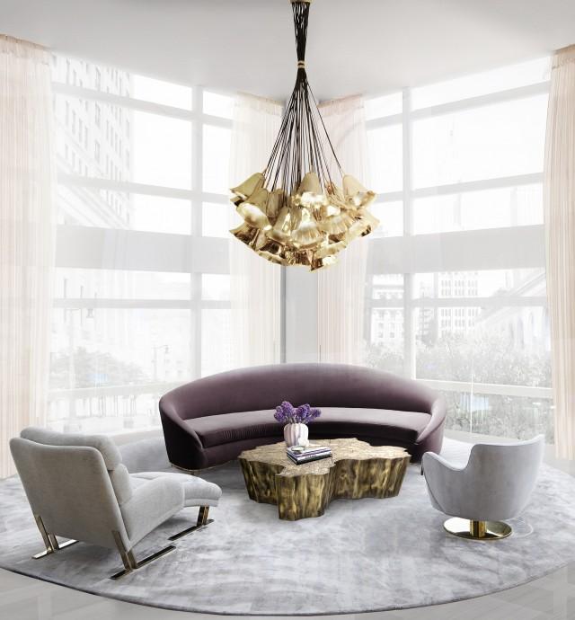 decorar una casa 2016 tendecias para tu sala de estar Lámparas de araña Lámparas de araña: un toque de distinción decorar una casa 2016 tendecias para tu sala de estar