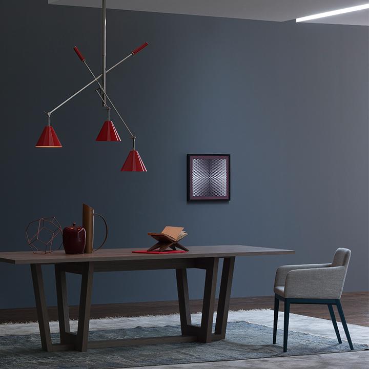 10 Increíbles Lámparas de techo: La modernidad hecha luz Lámparas de techo 10 Increíbles Lámparas de techo: La modernidad hecha luz lamparas de techo 01
