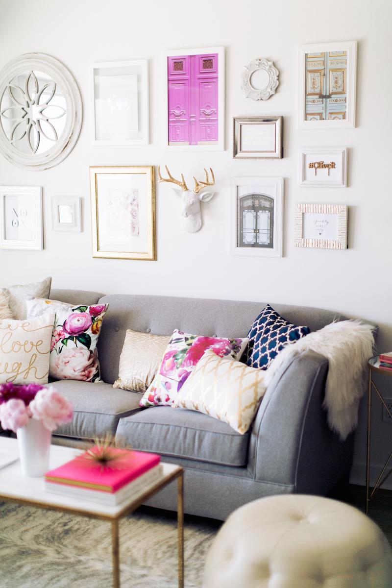 patrones florales 2016 2016 tendencias 2016 tendencias para tu sala de estar patrones florales 20161