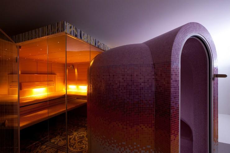 spa en casa son vida decorar una casa Marcel Wanders Los mejores proyectos del diseñador Marcel Wanders spa en casa son vida decorar una casa