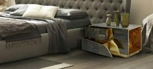 Mesas de noche fabulosas para hoteles de lujo