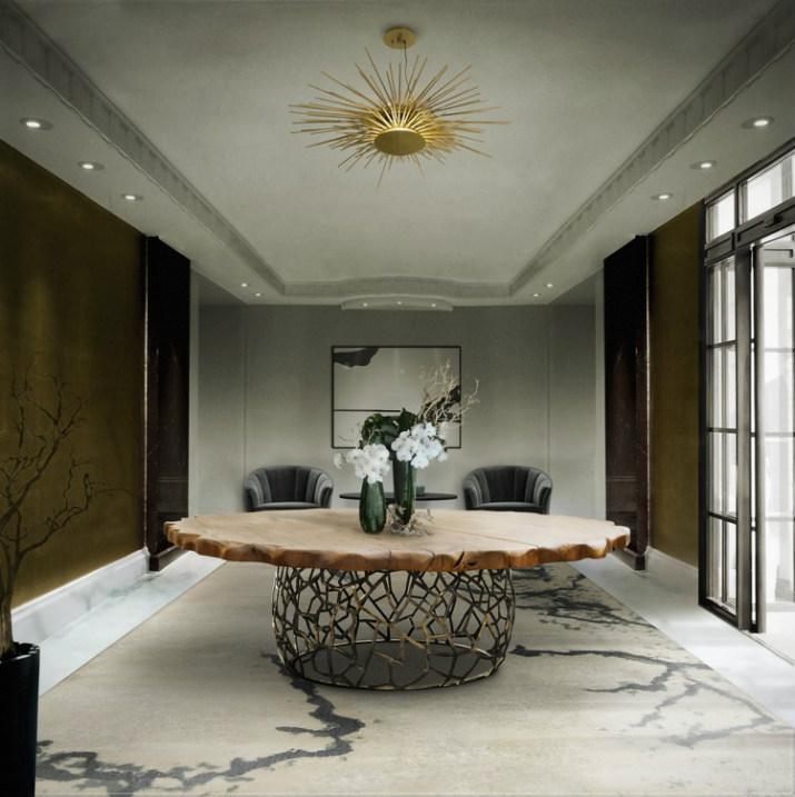 Salón Moderno alfombra Cómo elegir la alfombra perfecta 200014