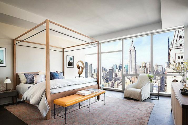 4000 dormitorio Ideas para un dormitorio inspiradas en celebridades 40003