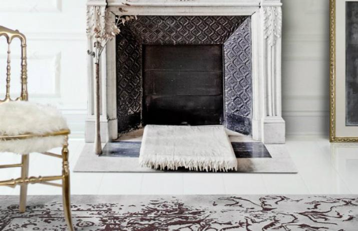 Salón Moderno alfombra Cómo elegir la alfombra perfecta 40007