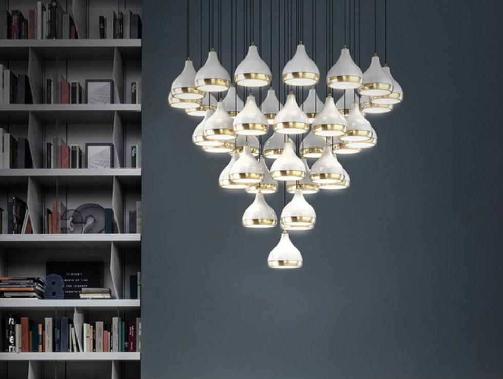 lámparas de araña Lámparas de araña Lámparas de araña: un toque de distinción 50002