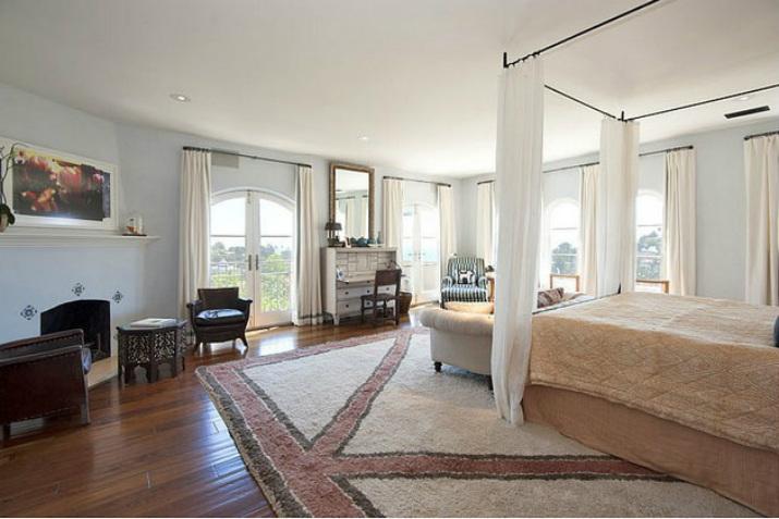 6000 dormitorio Ideas para un dormitorio inspiradas en celebridades 60008