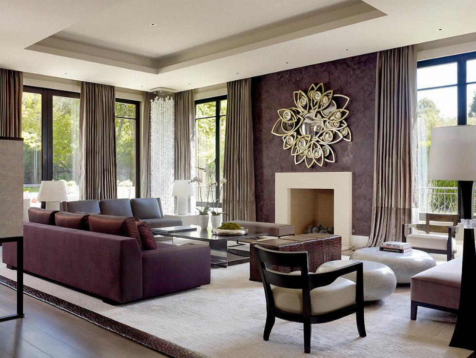 Inspiraciones como decorar tu sala de estar for Ideas para decorar mi sala moderna