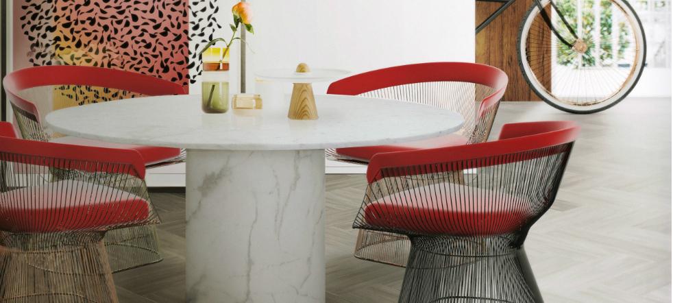 Las 10 mejores mesas de comedor para decorar tu sala