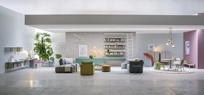 Minotti Delightfull sala de estar moderna 10 ideas de diseño de interiores para tener una sala de estar moderna Minotti Delightfull