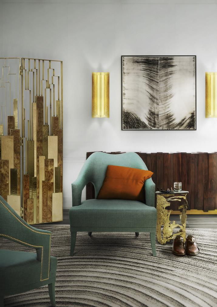Modernas alfombras para tu casa