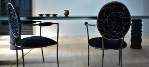 Sillas de comedor modernas - koket enchanted