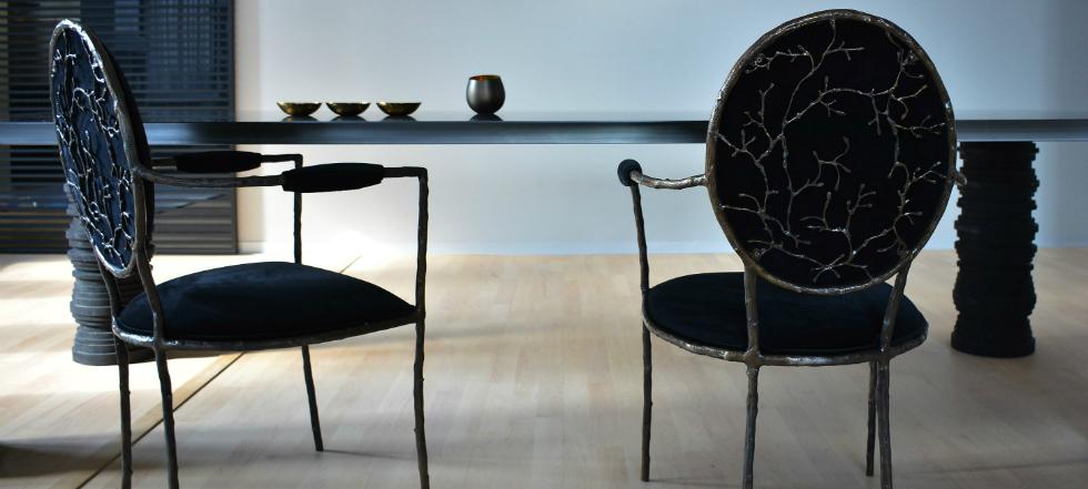 sillas de comedor Sillas de comedor modernas Sillas de comedor modernas koket enchanted