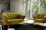 sala de estar Las más románticas decoraciones para una sala de estar brabbu maya 2 seat sofa1 156x100