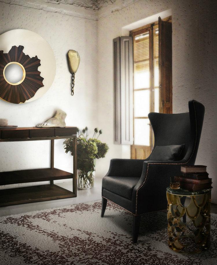 alfombra perfecta alfombra Cómo elegir la alfombra perfecta byscaine wool rug modern design by brabbu 6 detail