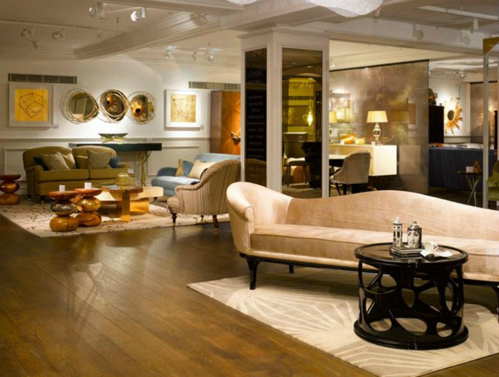 Mesas de consola modernas para tu sala de estar decorar for Como decorar una sala moderna